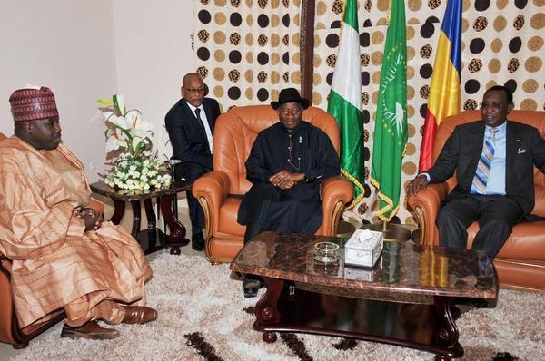 Secret Intelligence Report links ex-Governor Sheriff, Chad President to Boko Haram sponsorship