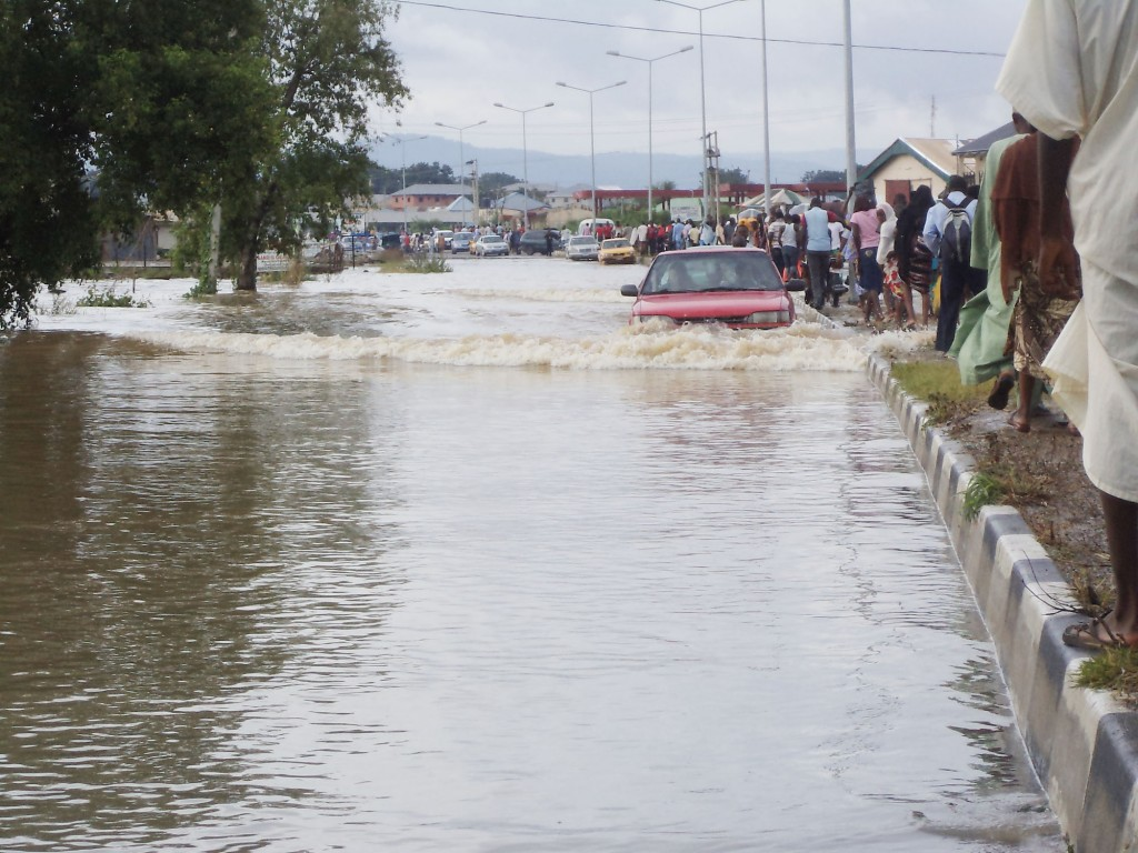 NEMA camps over 10,000 displaced flood victims in Kogi, Benue