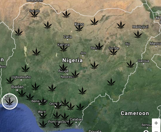 Nigeria: Drug-related Crime Maintained a 5-year High