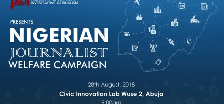Nigerian Journalists Welfare Campaign