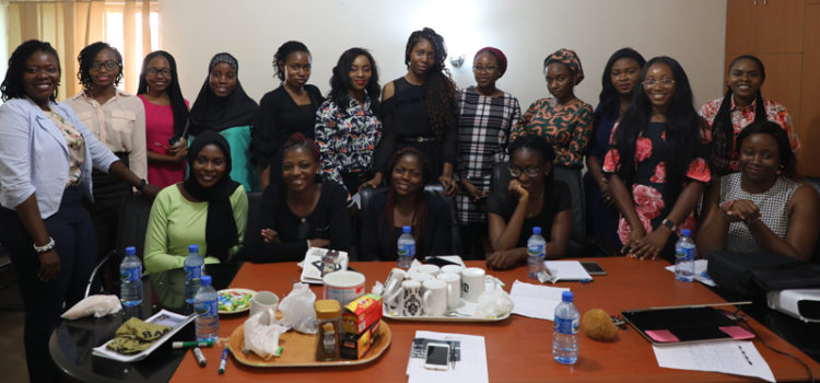 Premium Times Centre for Investigative Journalism Supports 'Young Women In Leadership' Programme