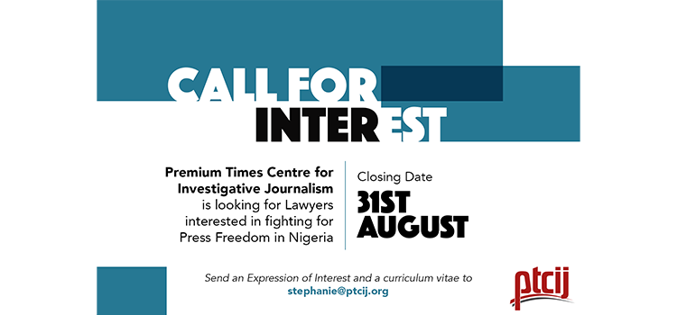 Call For Interest